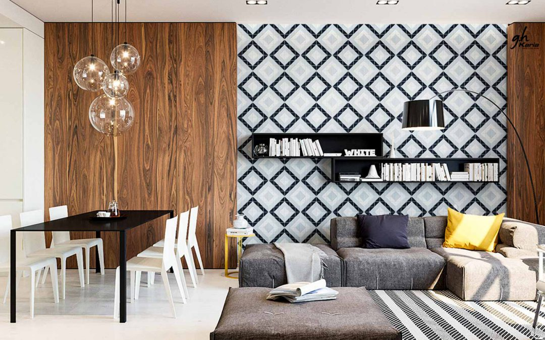 Interior Design Trends: Geometric Designs